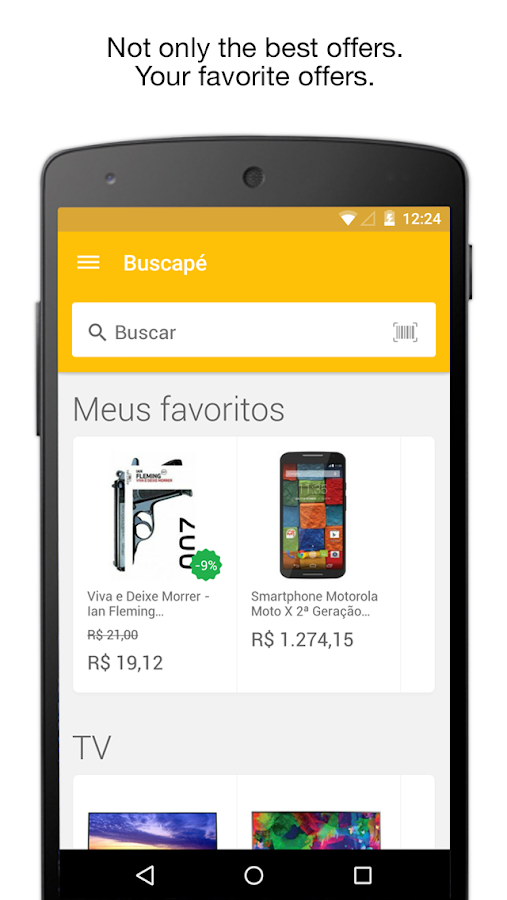 Buscapé - Ofertas e Descontos- screenshot