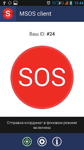 MSOS client