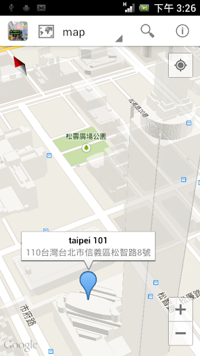 AR Marker Navigation 實景地圖標記導航