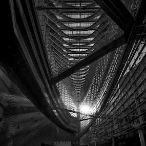 JIF by Dian Anugrah - Uncategorized All Uncategorized ( japan, street, bw, tokyo, architecture, japan international form )