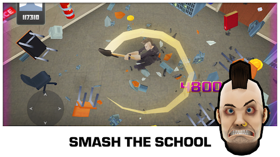 Smash the School - Stress Fix! - screenshot thumbnail