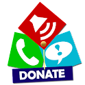 Simple Volume (donate) icon