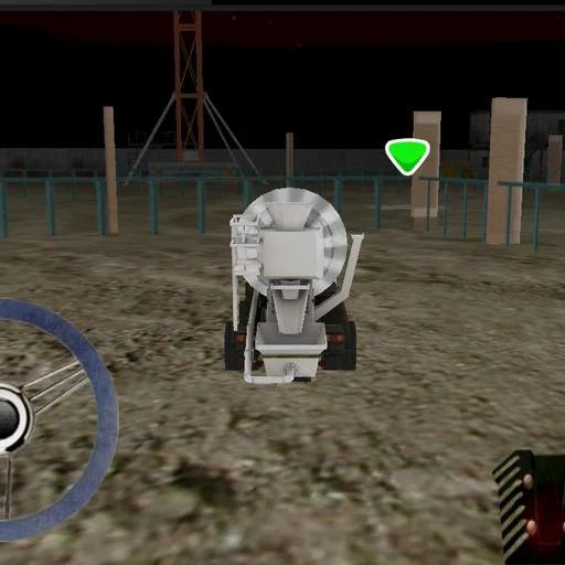 模擬App|職場での建設車両 LOGO-3C達人阿輝的APP