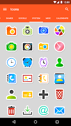 Sticko - Icon Pack APK screenshot thumbnail 5
