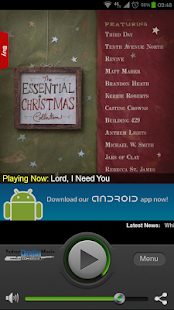 Today's Christian Music - screenshot thumbnail