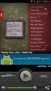Today's Christian Music - screenshot thumbnail