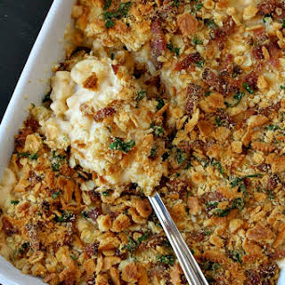 Homestyle Macaroni and Cheese.