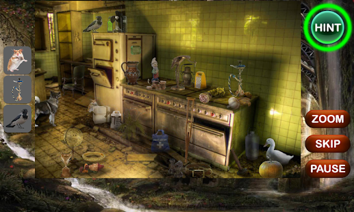 Lost City Hidden Objects - náhled