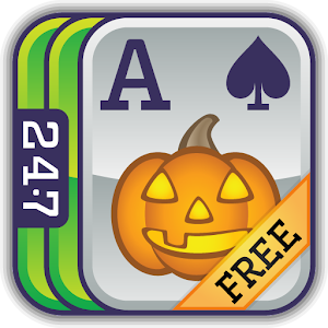 Halloween Solitaire FREE for PC and MAC
