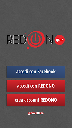 REDONO Blood Quiz