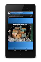 Screenshot of Funny Images in Portuguese