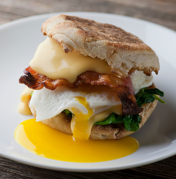 The Best Breakfast Sandwich! Recipe