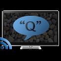 Beautiful Quotes on Chromecast icon