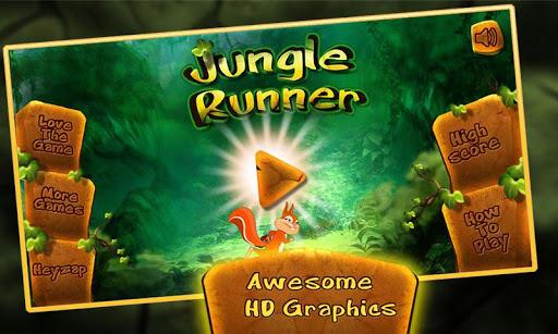 Jungle Runner:Dash Racing Saga
