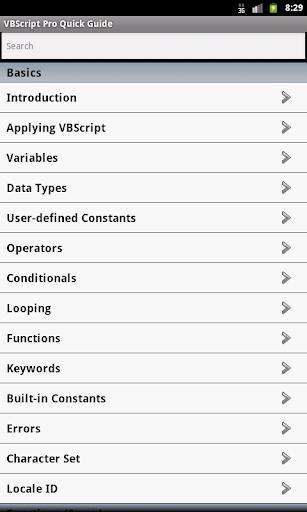 VBScript Pro Quick Guide Free