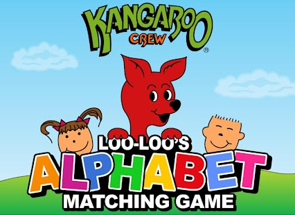 Loo-Loo's Alphabet Game- screenshot thumbnail