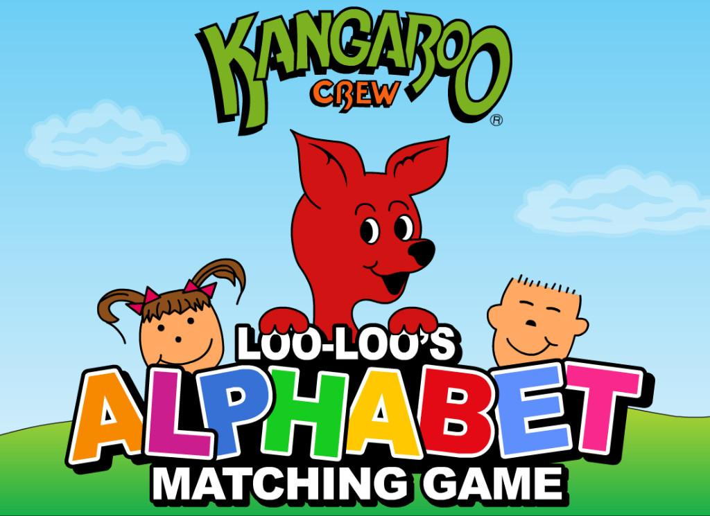 Loo-Loo's Alphabet Game- screenshot
