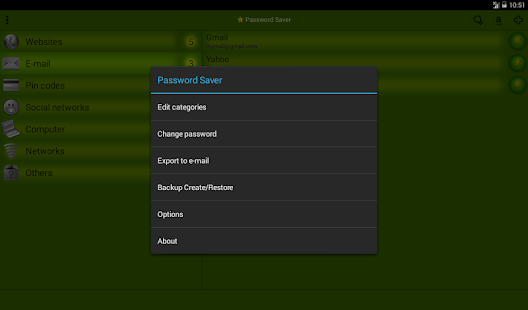 how to change google play password on android phone