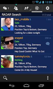 PlanetRomeo: Gay Dating - screenshot thumbnail
