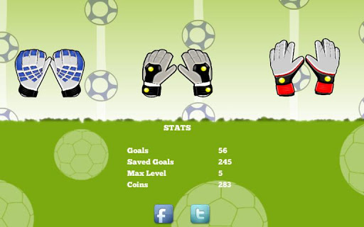 Super Goalkeeper Mundial 2014