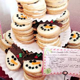 Sour Cream Sugar Cookies I.