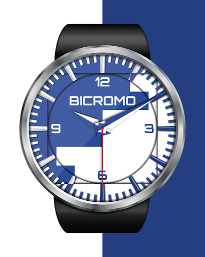 Bicromo Watch Face