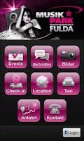 Screenshot of Musikpark Fulda