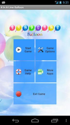 四子棋-氣球版