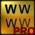 Word Run Pro logo