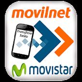 Transfiere MOVILNET Y MOVISTAR