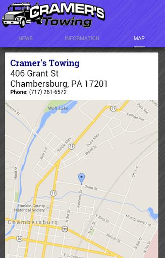 Cramer's Towing