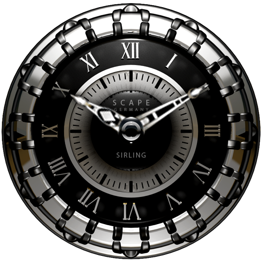 SIRLING Designer Clock Widget