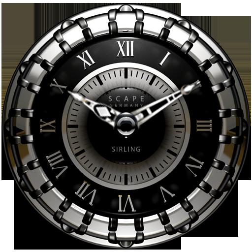 SIRLING Designer Clock Widget