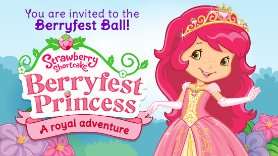 Strawberry Shortcake Princess - screenshot thumbnail