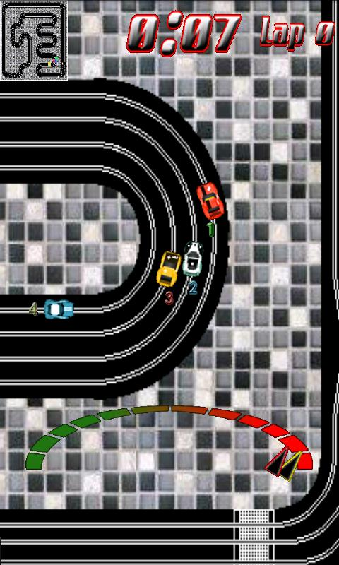 Car Tracks Free - screenshot