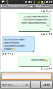 Gschickt PRO (Messaging) - screenshot thumbnail