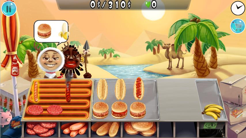 Super Chief Cook - screenshot