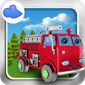 FIRE TRUCK GAME FREE:RUSH HOUR
