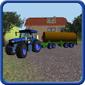 Tractor Simulator 3D: Manure icon