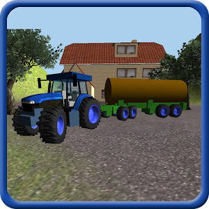 Tractor Simulator 3D: Manure for PC and MAC