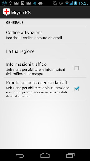 Pronto Soccorso MR You Mobile®