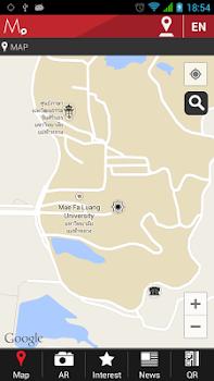 MFU Map