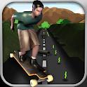 Longboard Crazy Racer Free logo