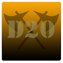 D20 RPG Combat Roller Pro icon