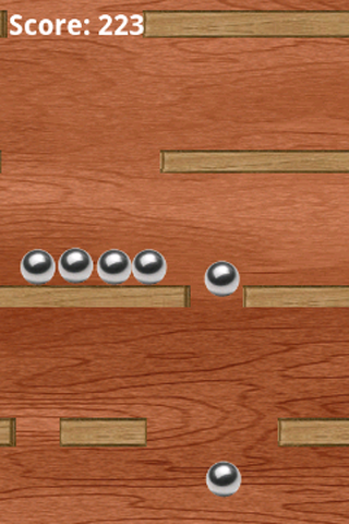 Falldown Multiball - screenshot