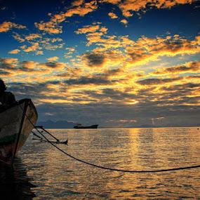 by Marcell Boli - Transportation Boats