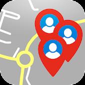 MapBook Friends Finder PRO
