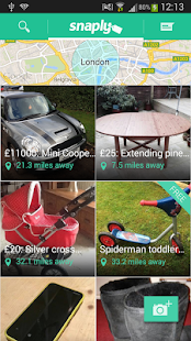 Snaply: Sell stuff simply- screenshot thumbnail