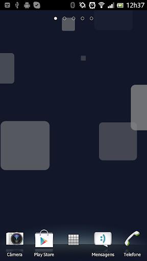 TechShapes Live Wallpaper