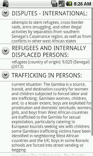 玩教育App|Gambia Facts免費|APP試玩